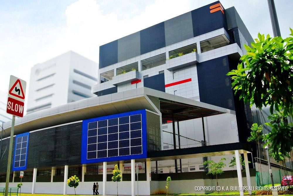 K A Group Holdings Pte Ltd